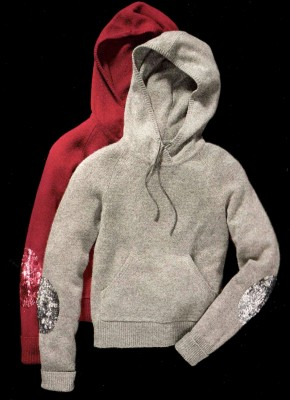 Armani X change hoodies