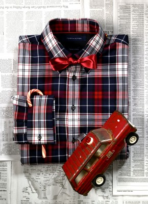 Tommy Hilfiger Plaid