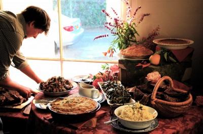 Thanksgiving blog