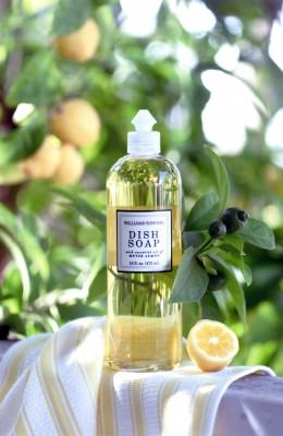 Williams Sonoma soap