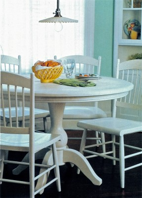 Williams Sonoma table