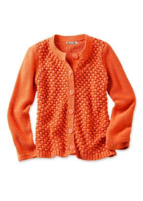 laydown apricot sweater