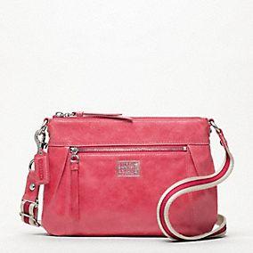pink hangbag