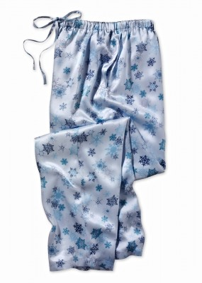 silk pj bottoms