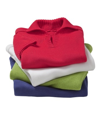 stack short sleeve sweaters